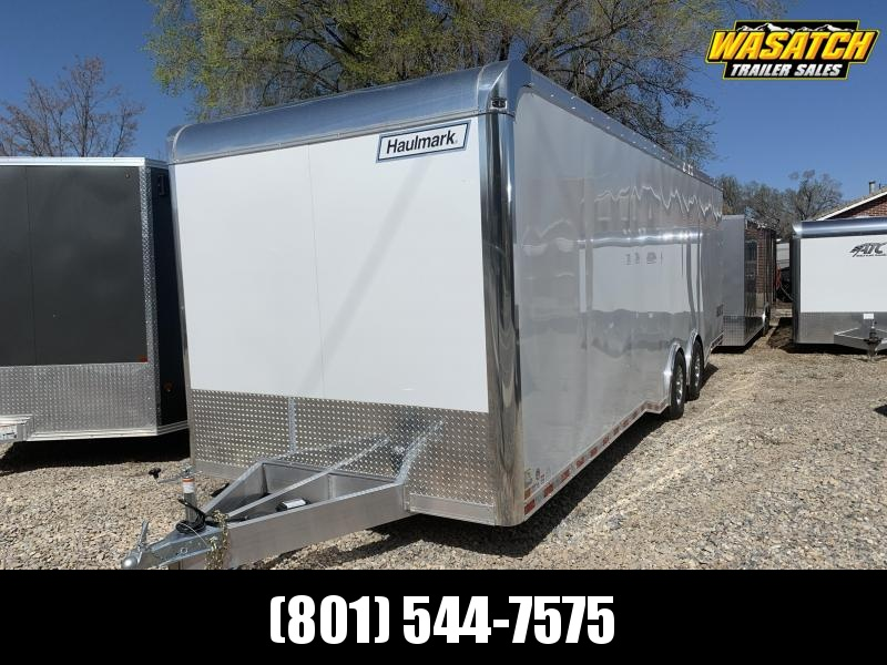 ***Haulmark 28 ft Aluminum Edge Car / Racing Trailer***