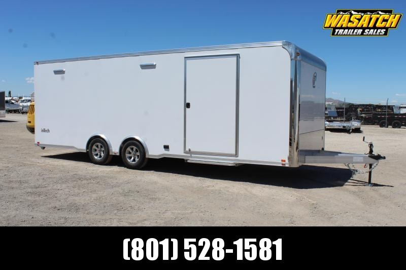***inTech Trailers 85x24 Car / Racing Trailer***