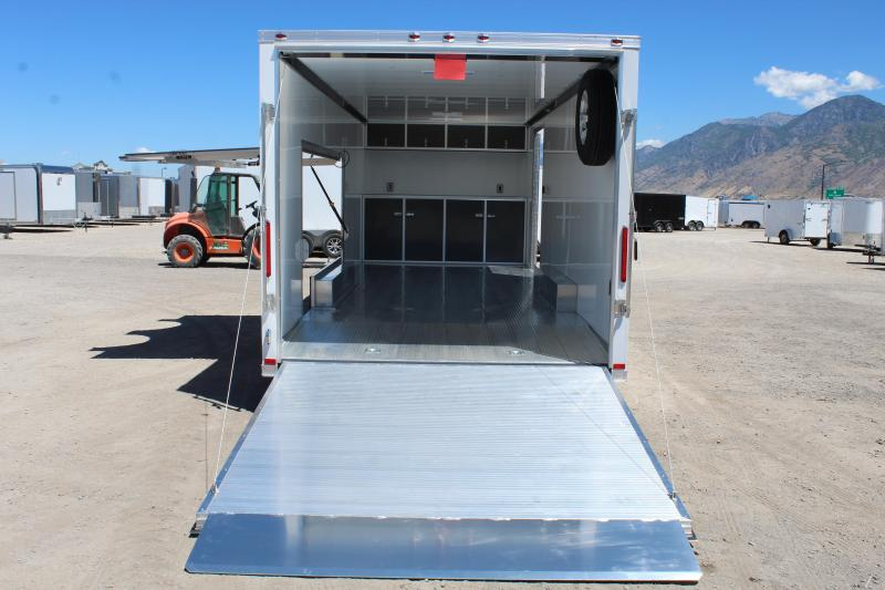inTech Trailers 85x24 Car / Racing Trailer