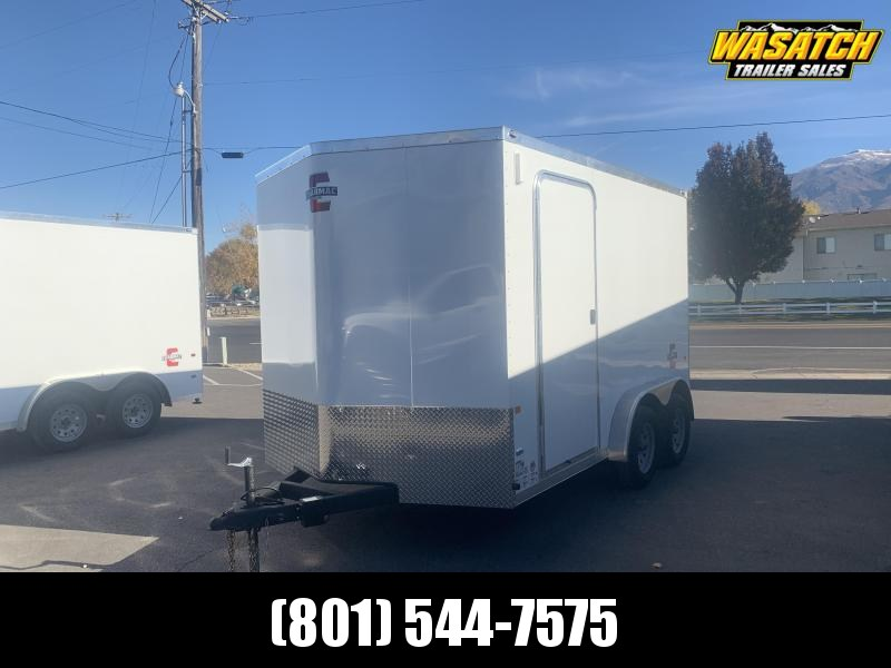 """Charmac 7.5x12 Stealth Cargo (7x12 + 6""""w)"""