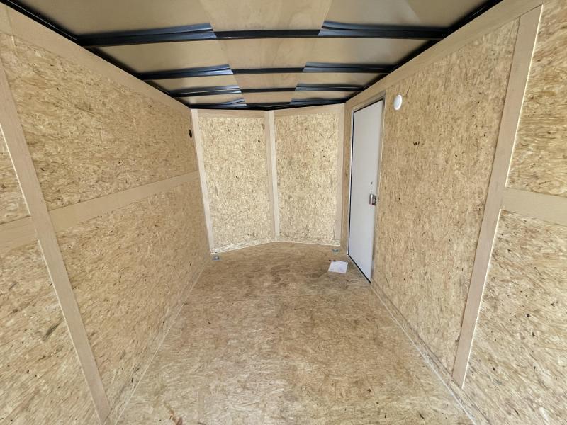 Haulmark - 7x16 - Passport Deluxe - Enclosed Cargo Trailer
