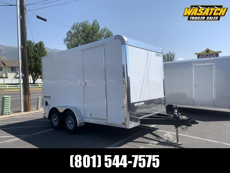 Haulmark 7x14 Heavy Duty Grizzly Cargo Trailer