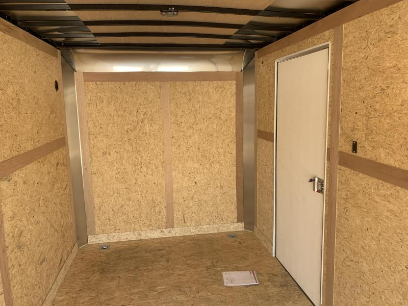 Haulmark 7x14 Heavy Duty Grizzly Cargo Trailer