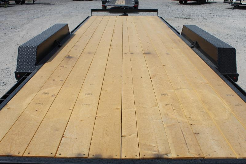 Southland Trailers 7x20 HD Tube Flatbed Trailer