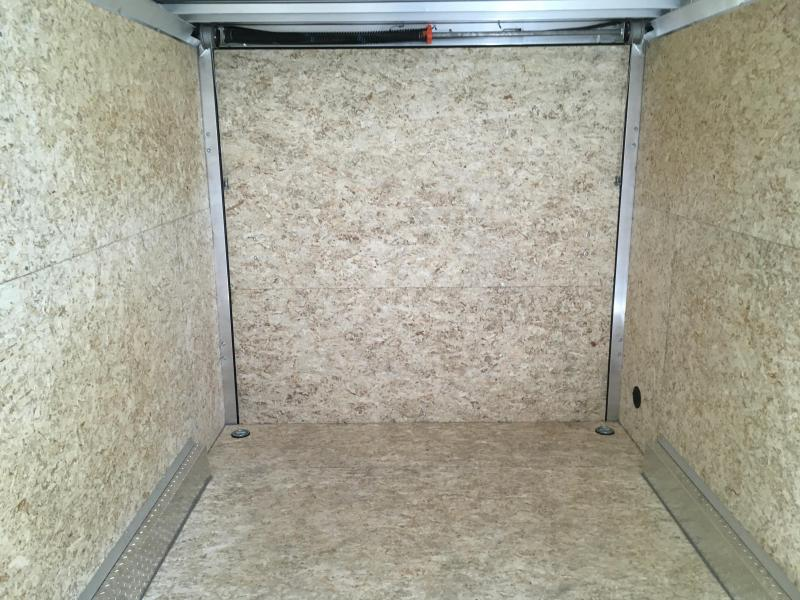 High Country 7.5x14 Xpress Enclosed Aluminum Cargo