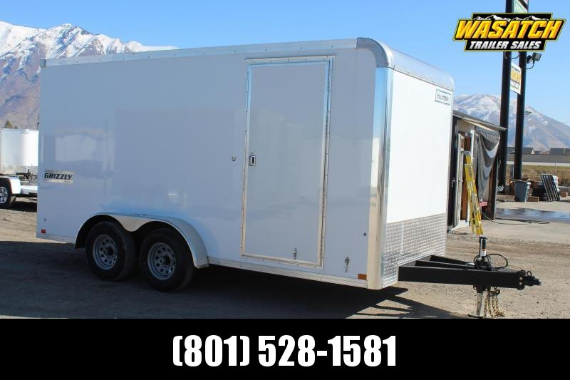 Haulmark 7x16 HD Grizzly Enclosed Cargo Trailer