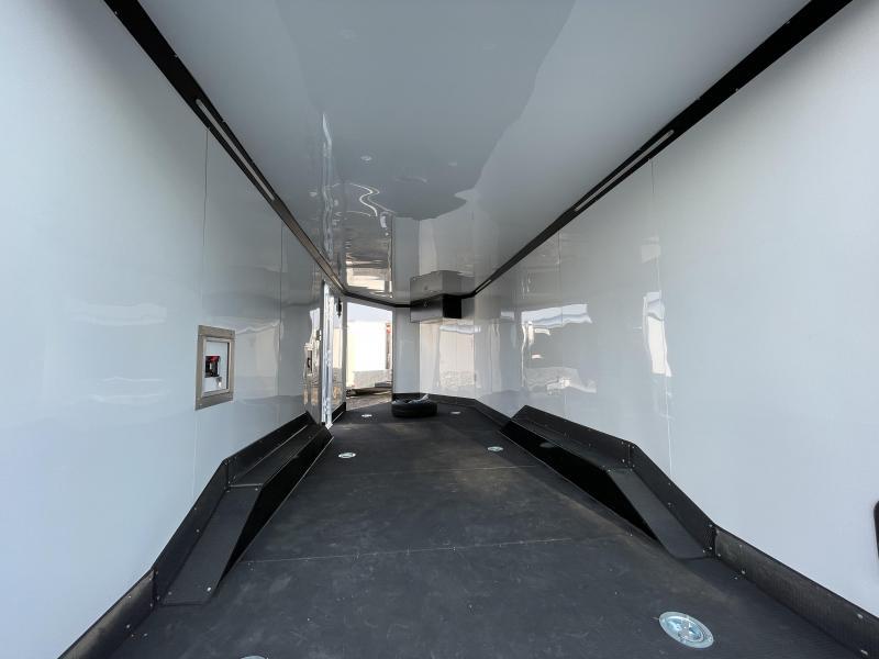 Southland - Royal - 8x24 - Allsport - Snowmobile Trailer