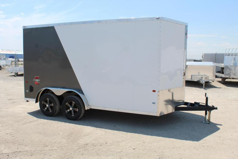 Charmac Trailers 7.5x14 Stealth Enclosed Cargo Trailer
