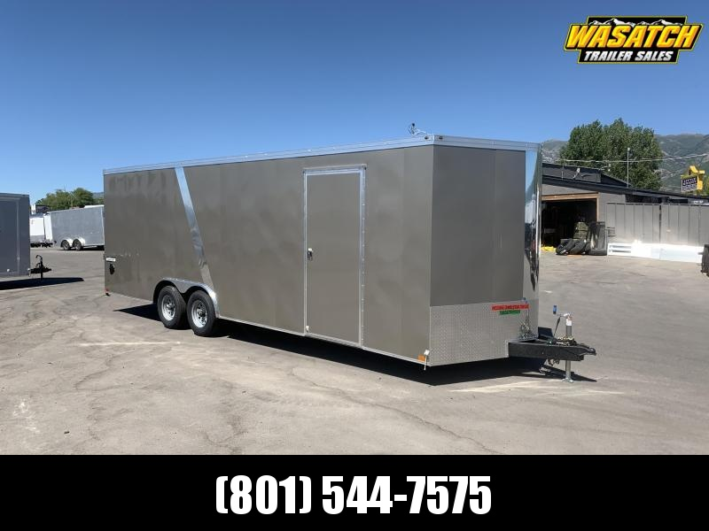 Haulmark 8.5x24 Transport w/ UTV Package Car / Racing Trailer
