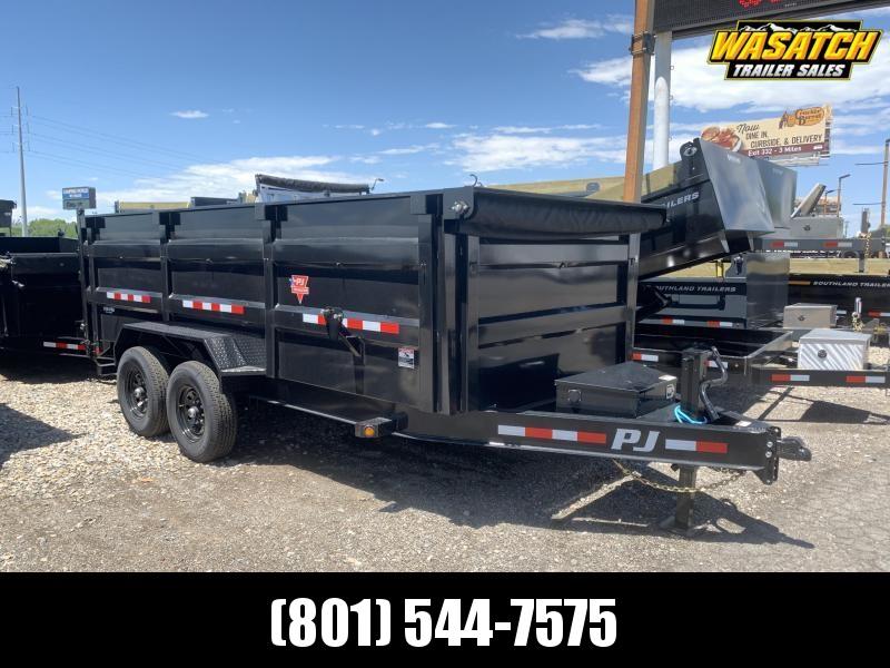 PJ 7x16 High Side Dump (DM)
