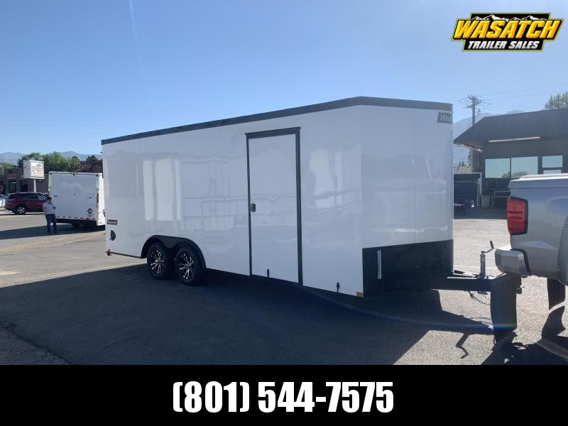 Haulmark 8.5x20 Transport Enclosed Cargo w/ Black Trim