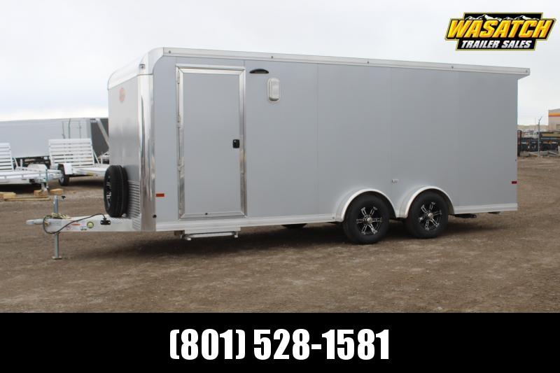 Sundowner Trailers 7.5x20 Sunlight Aluminum Enclosed Cargo Trailer