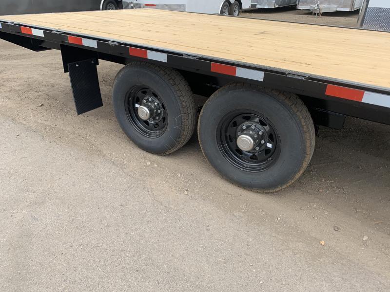 Southland 20' Deckover Flatbed / Equipment / Flatdeck