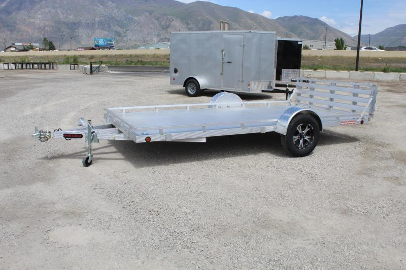 Primo 7x14 Aluminum Low Profile Utility Trailer