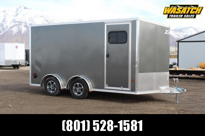 High Country 7.5x14 Xpress Aluminum Enclosed Cargo Trailer