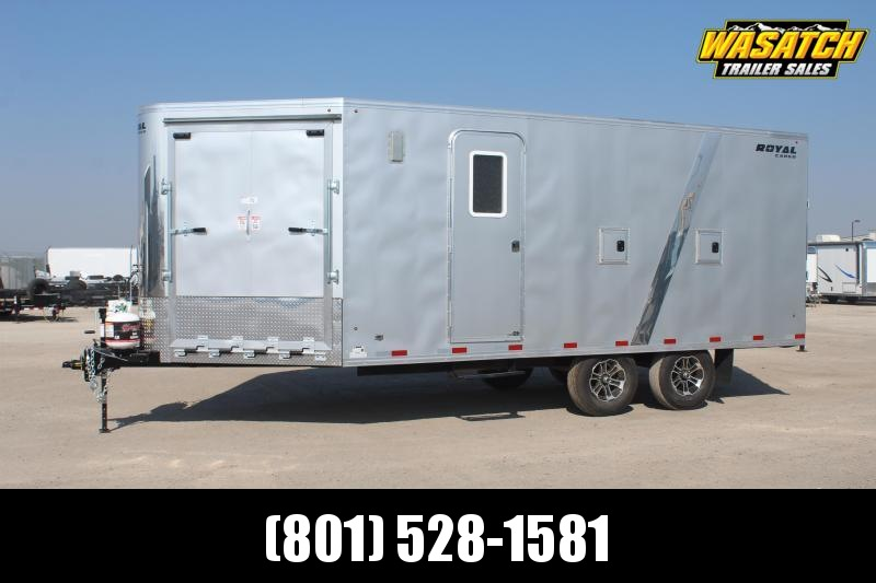 Southland Trailers 85x22 Royal Enclosed Cargo Trailer