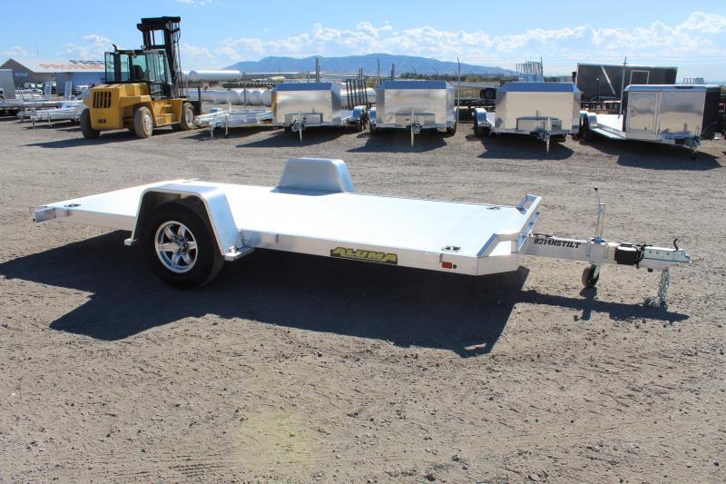 Aluma 8214H-Tilt Aluminum Utility Trailer