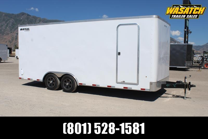 ***Southland Trailers 85x20 Royal Enclosed Car / Racing Trailer***