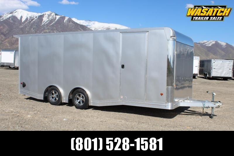 EZ Hauler 8.5x20 Aluminum Car / Racing Trailer
