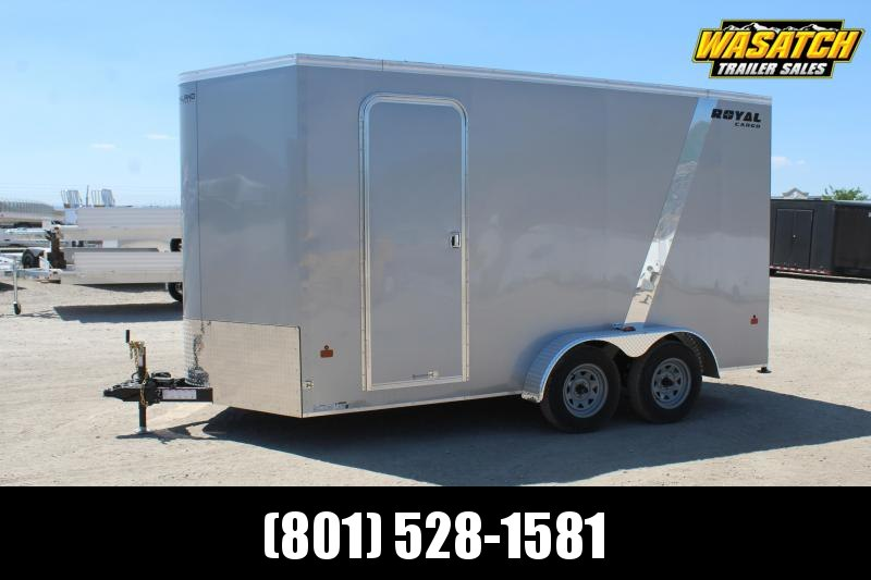 2022 Southland Trailers 7x14 Royal Enclosed Cargo Trailer