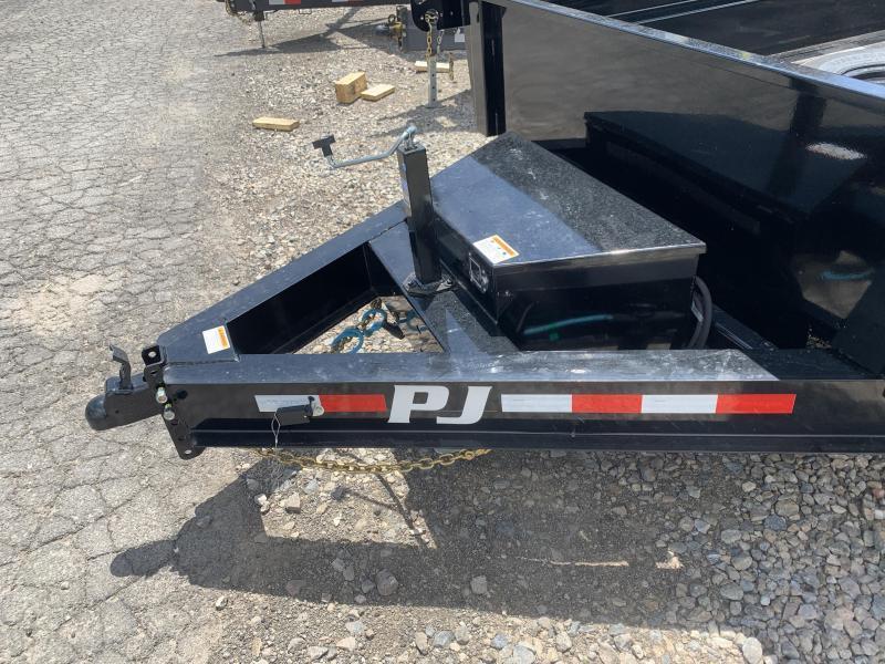 PJ 7x14 Economy (DG) Dump Trailer