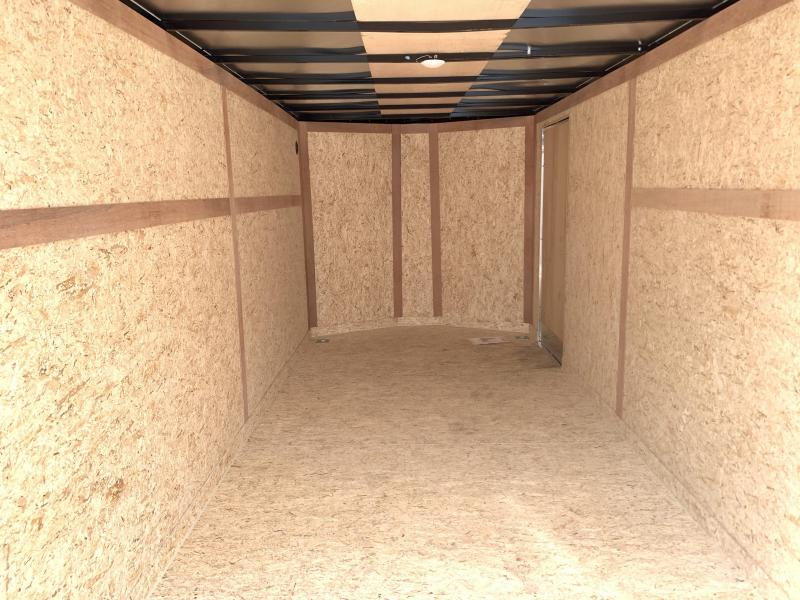 Haulmark 7x16 Passport Deluxe Enclosed Cargo