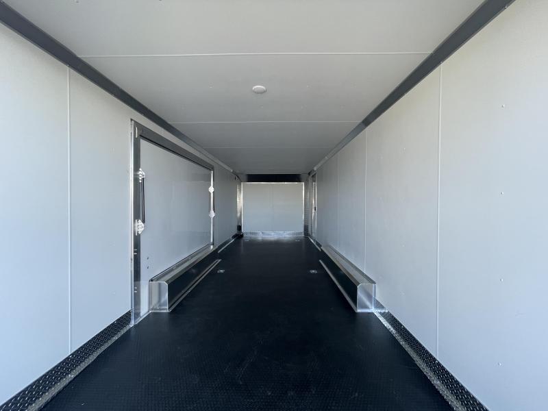 Alcom - Stealth - 8.5x24 - Enclosed Cargo Trailer