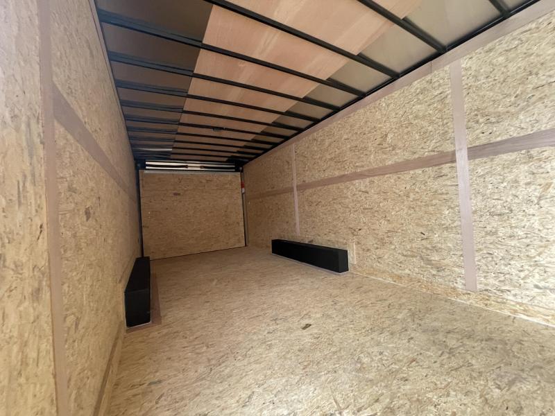 Haulmark - Transport - 8.5x24 - Enclosed Cargo Trailer