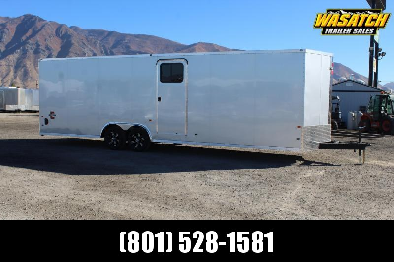 Charmac Trailers 85x28 Stealth Car / Racing Trailer