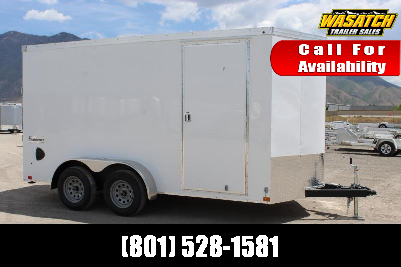 Haulmark 7x14 Transport Enclosed Cargo Trailer