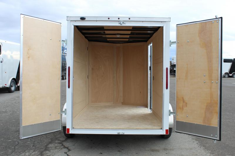 ***Haulmark 6x10 Passport Enclosed Cargo Trailer***