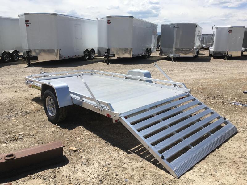 Aluma 6.5x12 (7712H) Aluminum Utility