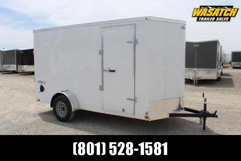 Haulmark 6x12 Passport Enclosed Cargo Trailer
