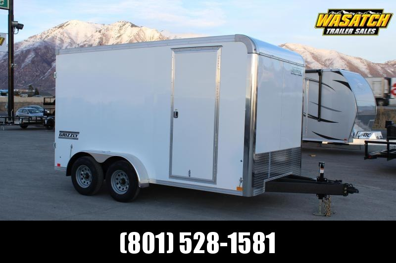 Haulmark 7x14 Grizzly Enclosed Cargo Trailer