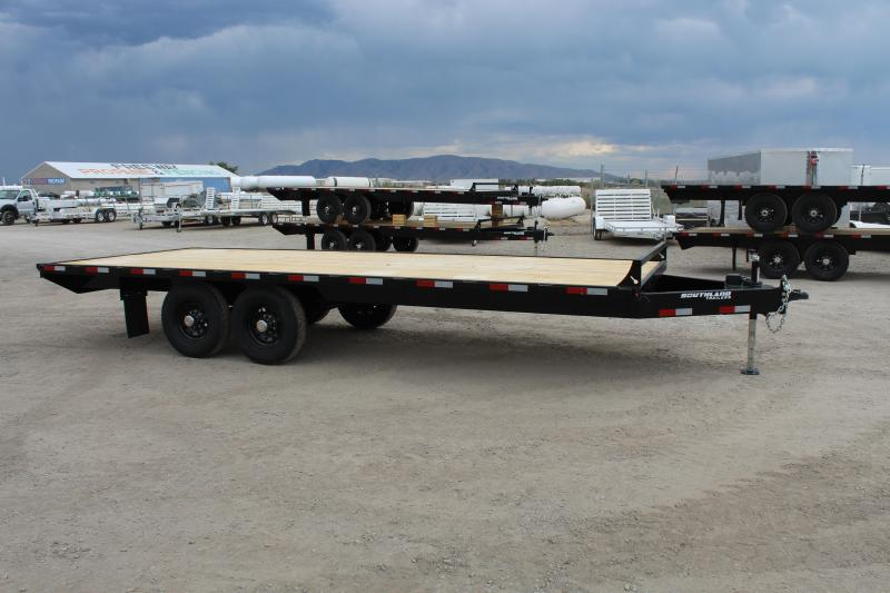 Southland Trailers 85x20 HD Tube Deckover Equipment Trailer