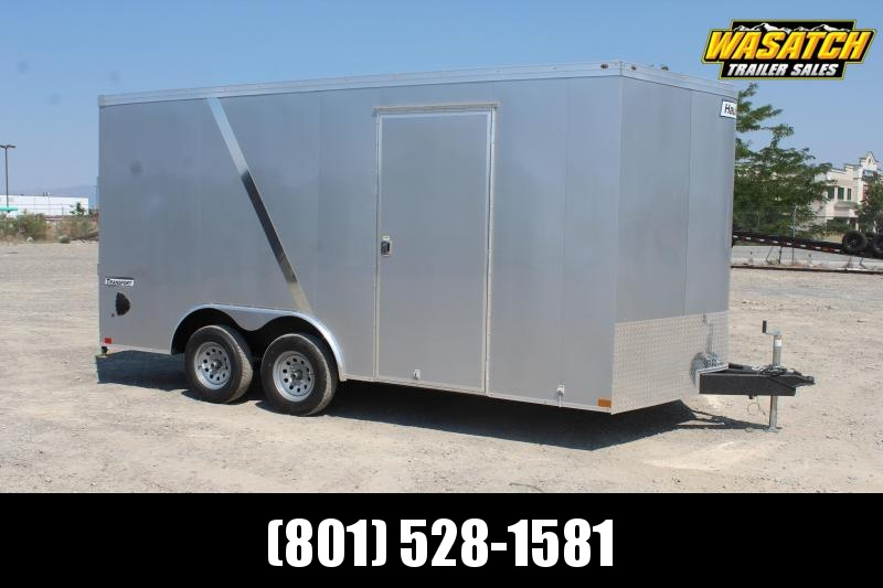 Haulmark 85x16 Transport Enclosed Car / Racing Trailer