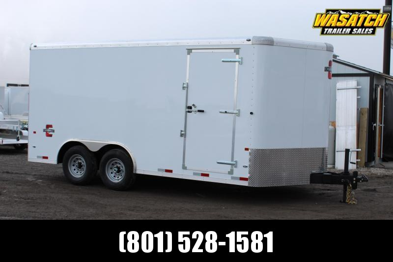 Charmac Trailers 85x16 Commercial Duty Enclosed Cargo Trailer