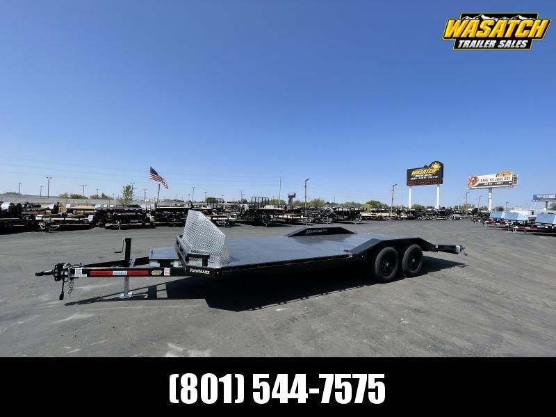 RawMaxx - 7x22 - Car Hauler / Equipment / Flatbed / Flatdeck