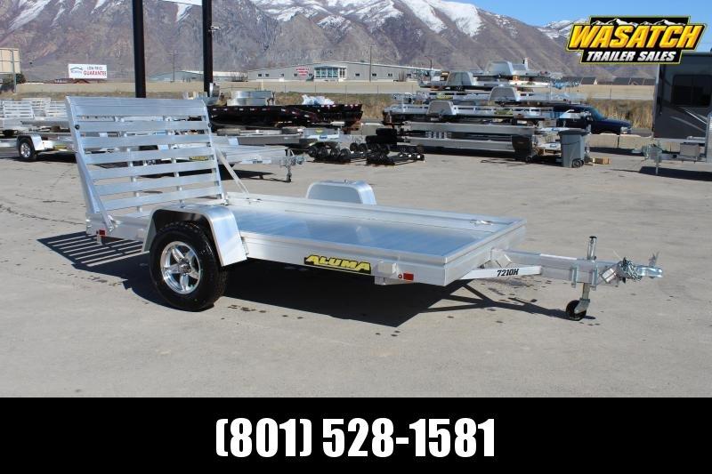 Aluma 7210H Aluminum Utility Trailer