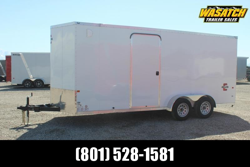 Charmac Trailers 7x18 Stealth Enclosed Cargo Trailer