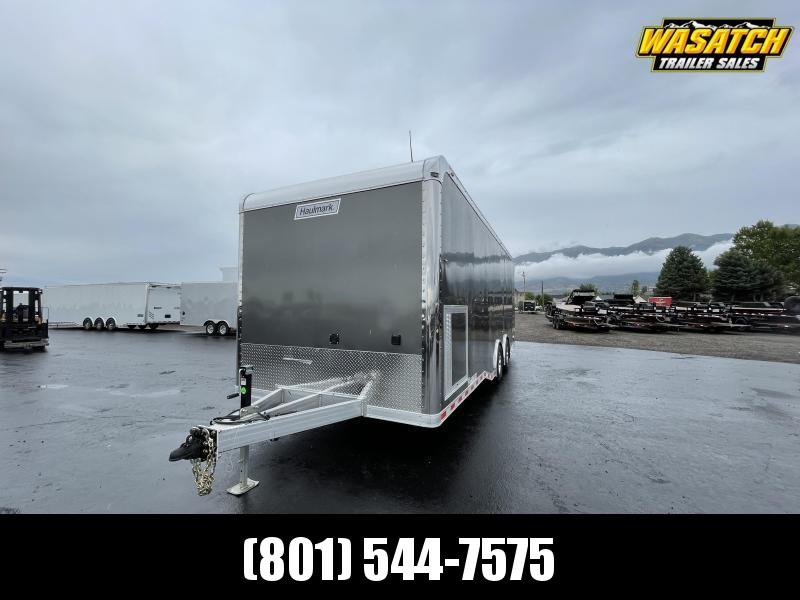 Haulmark - 8.5x24 - Edge - Aluminum - Tandem 5.2k - Car Hauler / Racing / Enclosed Cargo Trailer