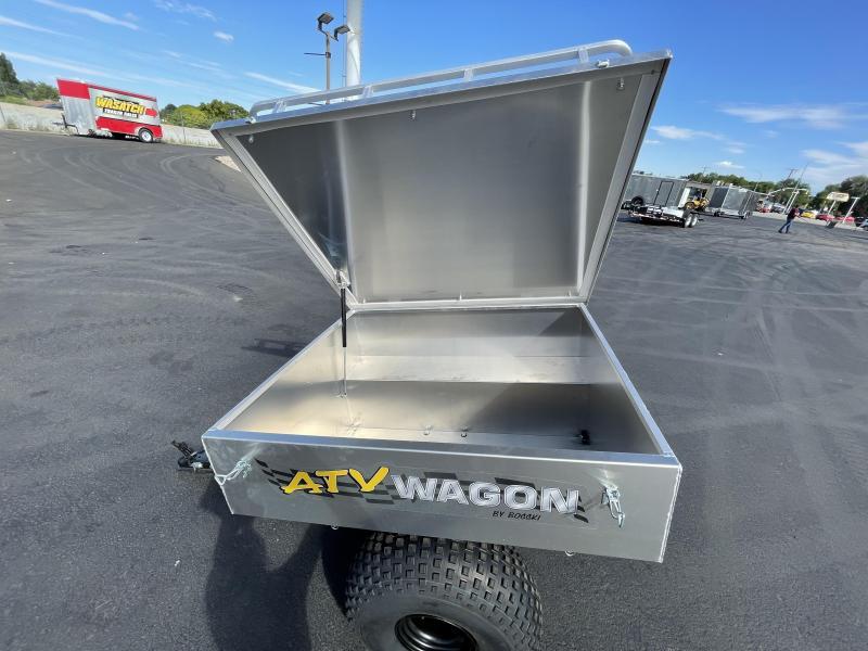 Bosski - 800 Aluminum Wagon / ATV UTV / Utility Trailer