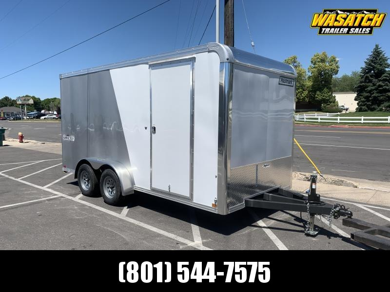 Haulmark 7x16 Heavy Duty Grizzly Cargo Trailer