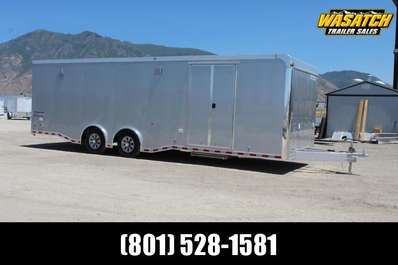 ***Haulmark 85x28 ALX Enclosed Aluminum Car / Racing Trailer***