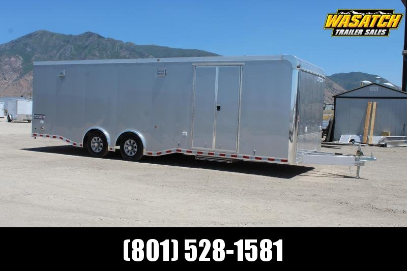 Haulmark 85x28 ALX Enclosed Aluminum Car / Racing Trailer