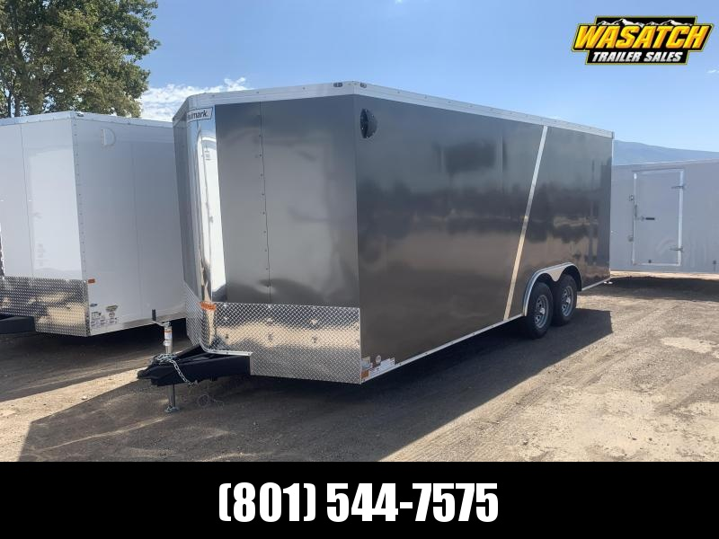 Haulmark 8.5x16 Transport w/ UTV Package Enclosed Cargo