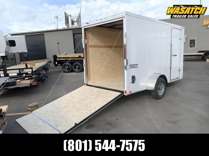 Haulmark - 6x12 - Passport Deluxe - Enclosed Cargo Trailer