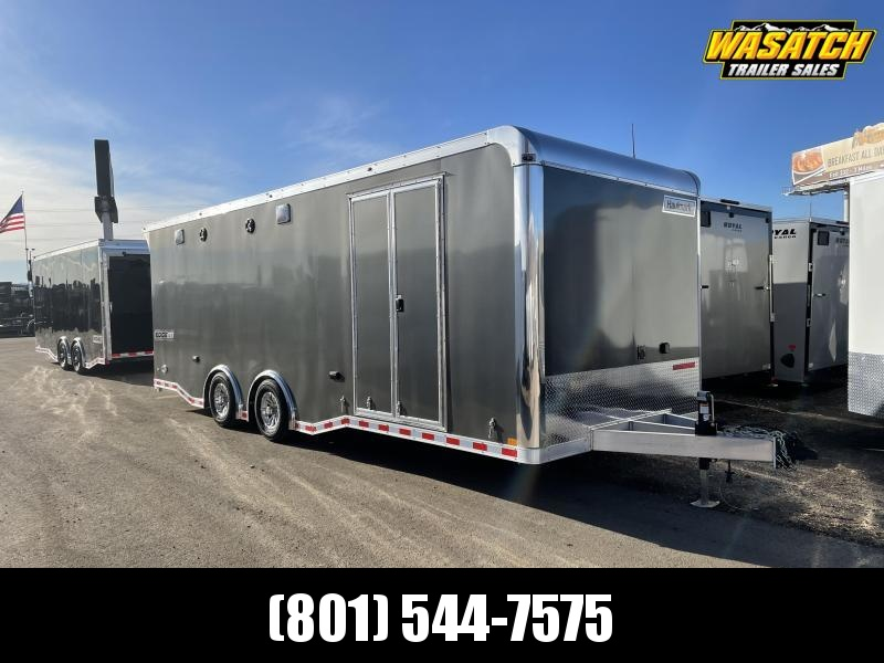 2021 Haulmark 8.5x24 Aluminum EdgeALX Car / Racing Trailer