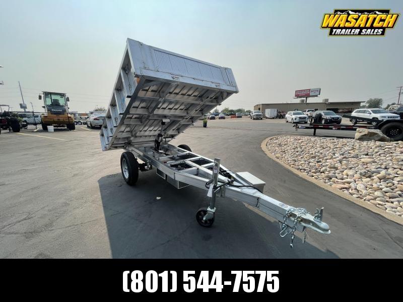 Caro Pro  - Aluminum - Open Utility - Dump Trailer