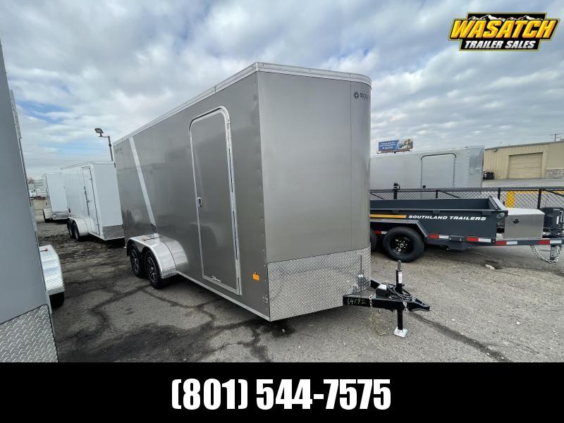 Southland 7x16 Lightning Enclosed Cargo